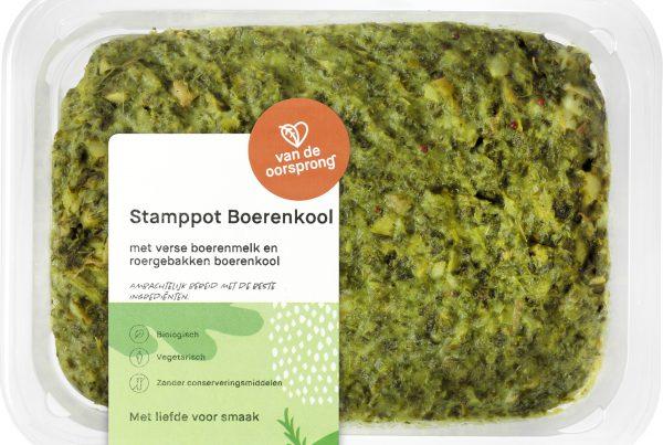 boerenkool stamppot vers