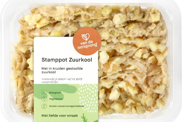 Stamppot zuurkool